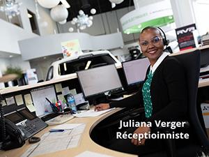 Juliana Verger