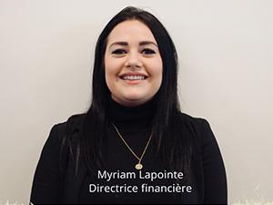 Myriam Lapointe